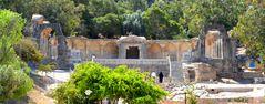 Le temple des eaux de Zaghouan