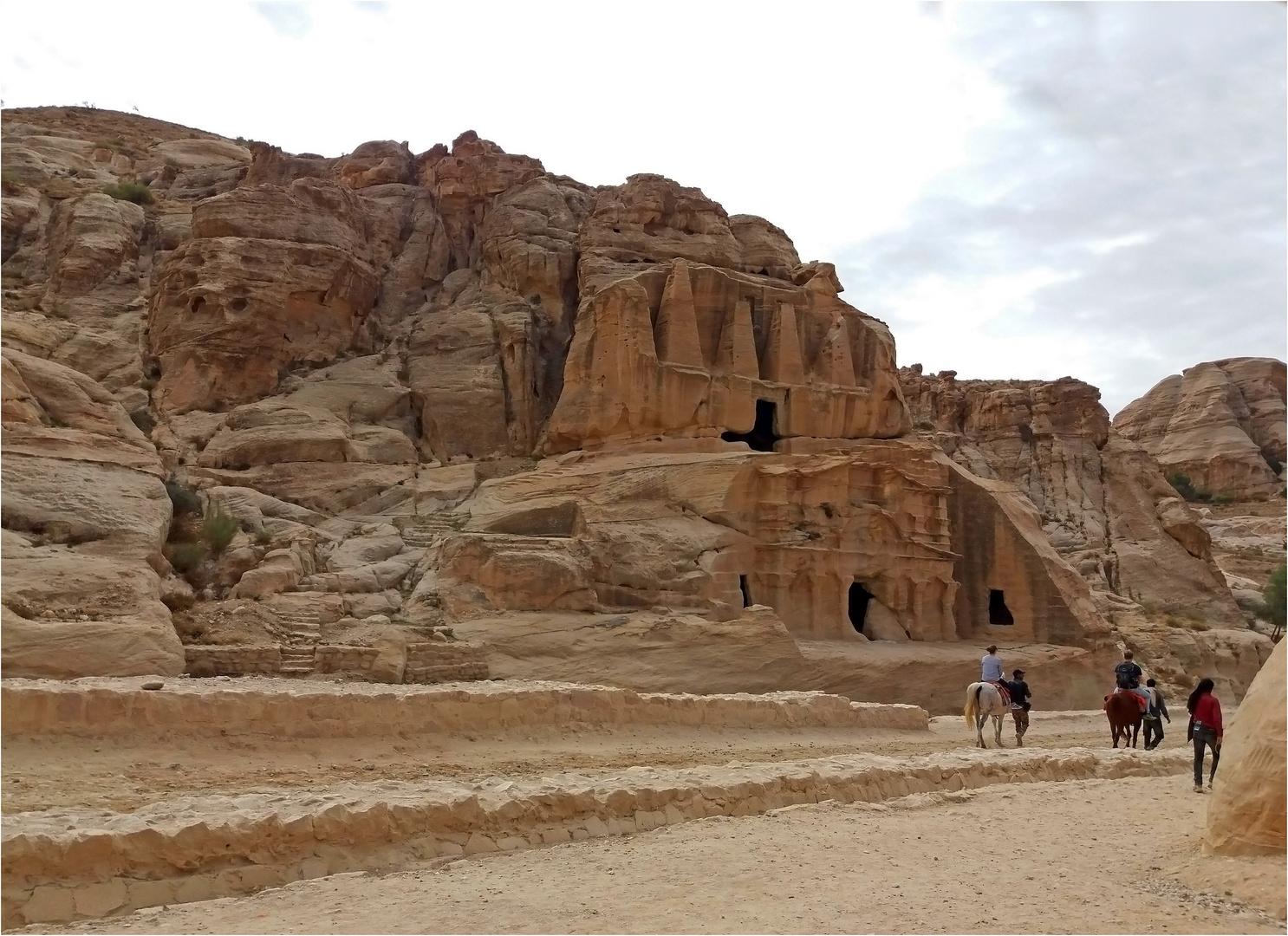 Le tombeau aux obélisques