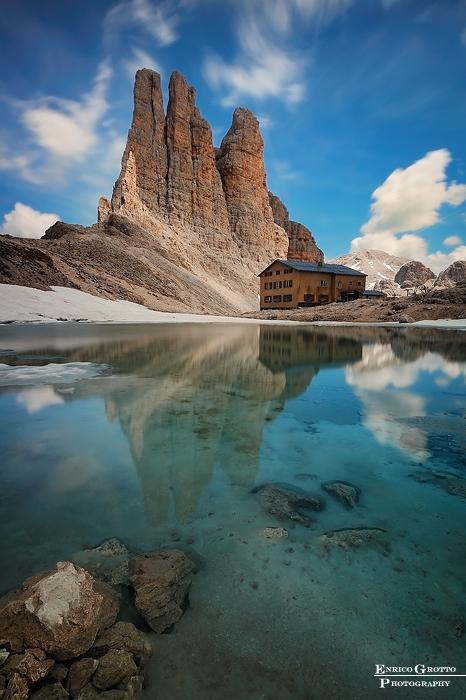 Le Torri Del Re Laurino - Dolomiti