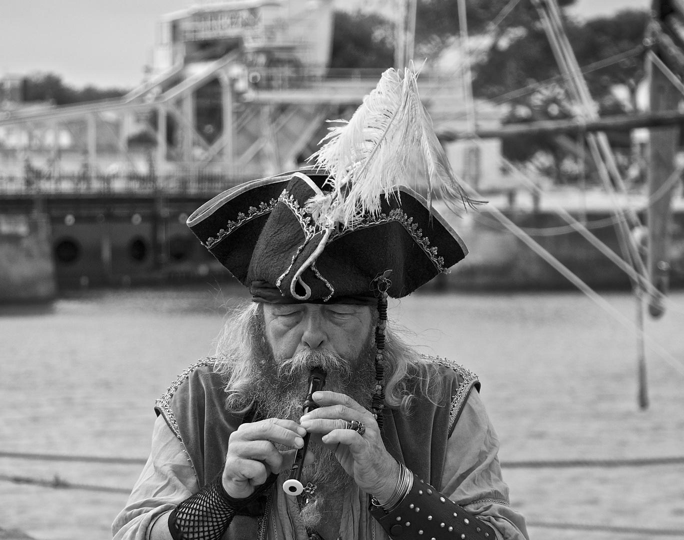 Le tricorne du pirate