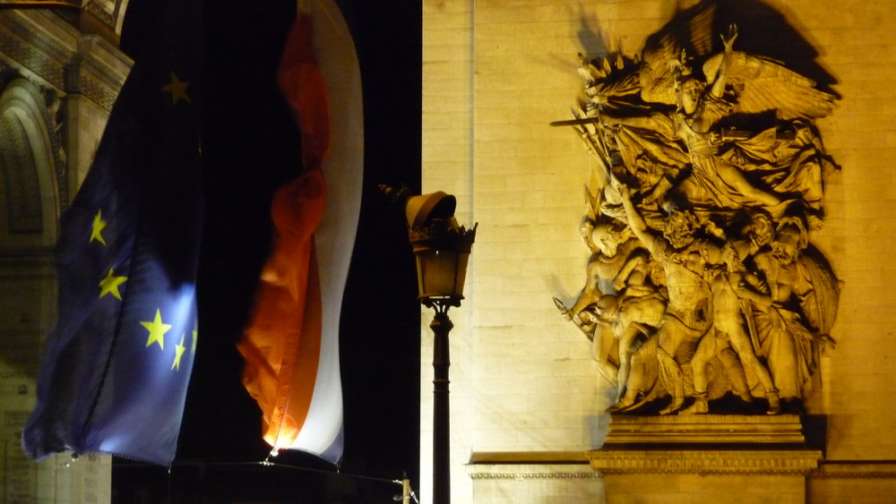 Le triomphe du lampadaire