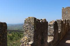 Le vecchie mura di Capalbio