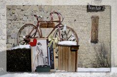 * le vélo enchanté *