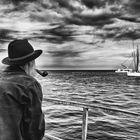 < Le vieil homme et la mer >