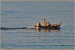 le viel homme  et la mer.....