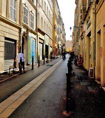 Le vieux Marseille