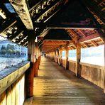 Le vieux pont de Lucerne. 2