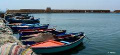 Le vieux port de Ghar el Melh