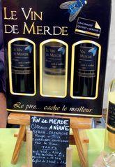 Le Vin de Merde .....