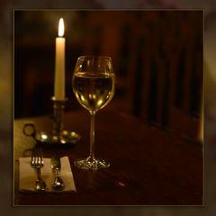 Le vin d'hier soir * Der Wein von gestern abend
