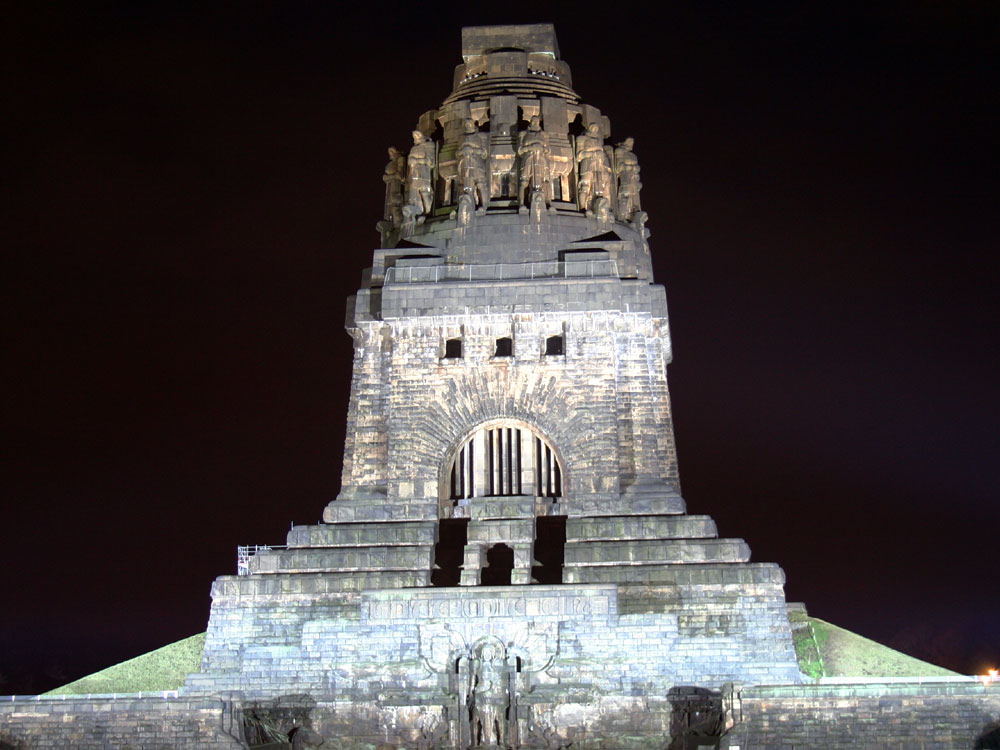 LE Völkerschlachtdenkmal