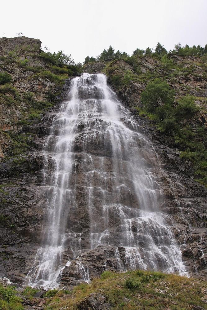 Le voile de la Mariée (Hautes Alpes) von Alto 83