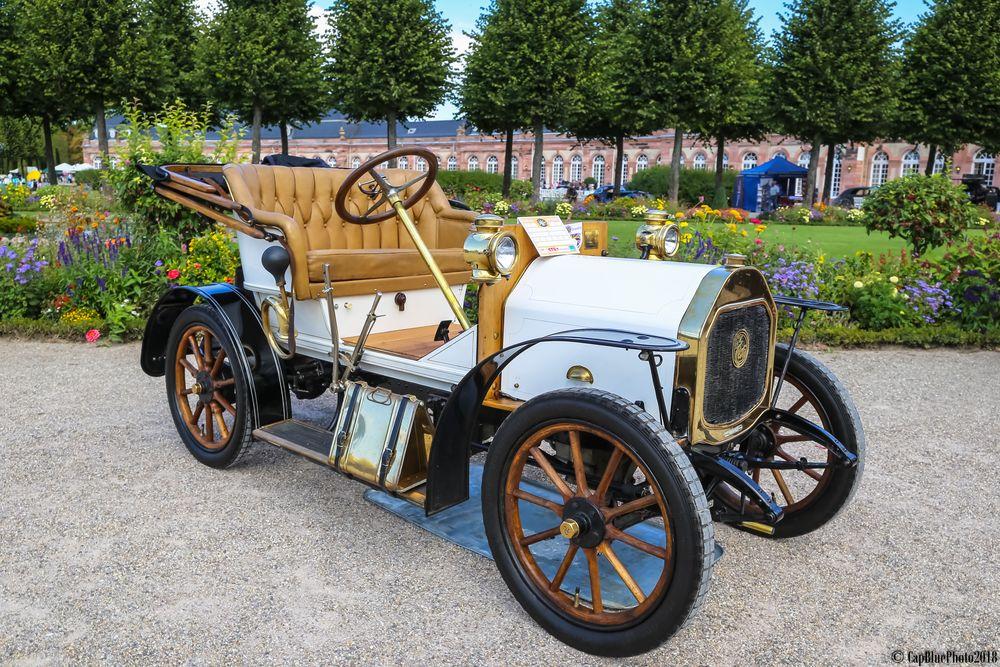 Le Zebre A3 Rotonde F 1911  Classic Cars 2018 Schwetzingen