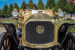 Le Zebre A3 Rotonde F 1911 in Nahansicht Classic Cars 2018 Schwetzingen