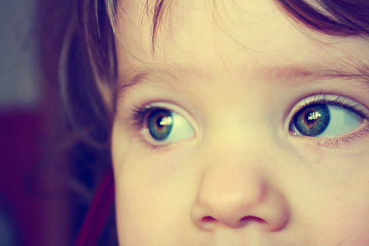 Lea Sophie Und Die Schönsten Augen Der Welt Foto Bild Kinder