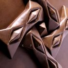 Leather Block - Bowknot-detail