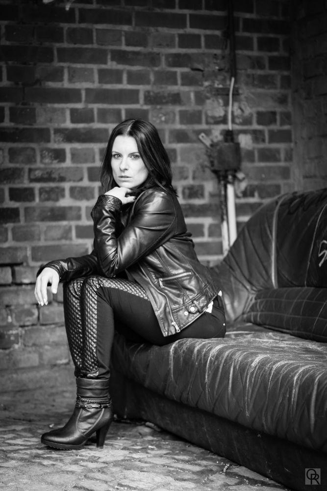 Leather elegance