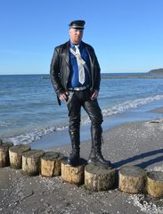 Leather- New Rocks  Boots  Style