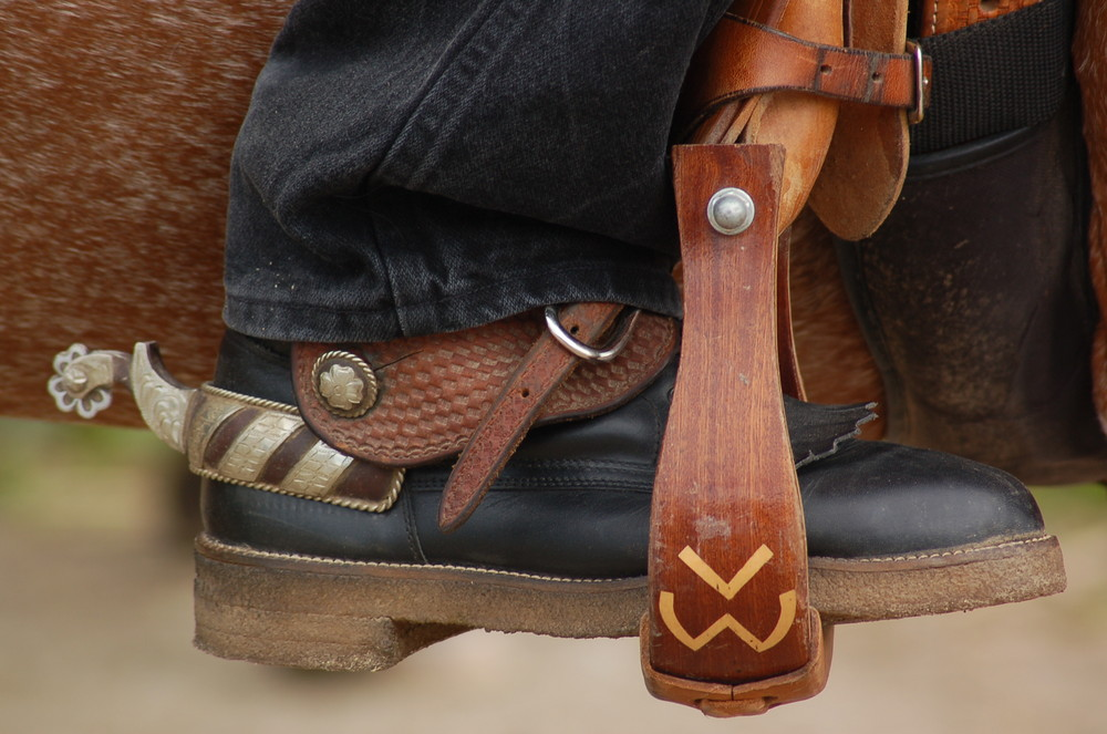 Leather & Spurs