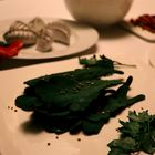 Leather vegetables