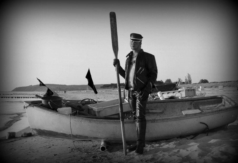 Leatherman auf Hiddensee Robert Ott