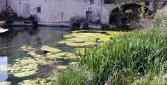 l'eau du moulin .... Arlinde, Gard