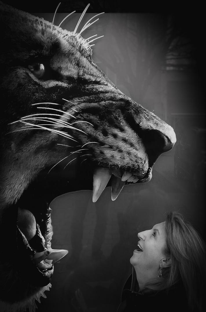 Lebe wild und gefährlich.