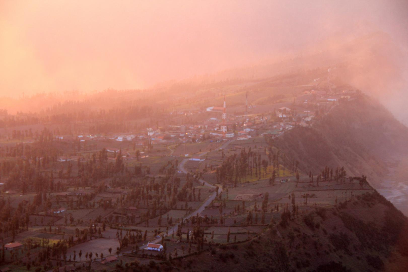 Leben am Rande des Vulkans