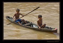Leben auf dem Amazonas -2-