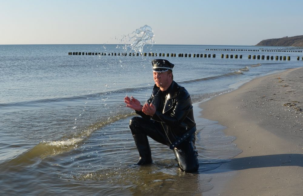 Leben auf der Insel Hiddensee