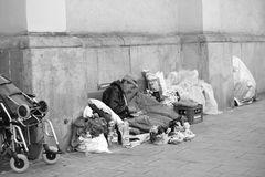 Leben auf der Straße