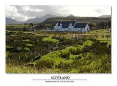 Leben auf Skye
