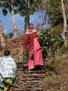 Leben im Terai-Nepal