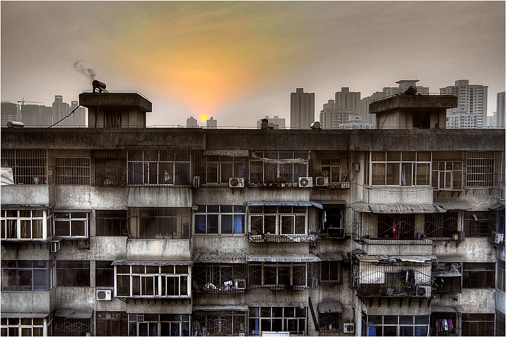 Leben in China