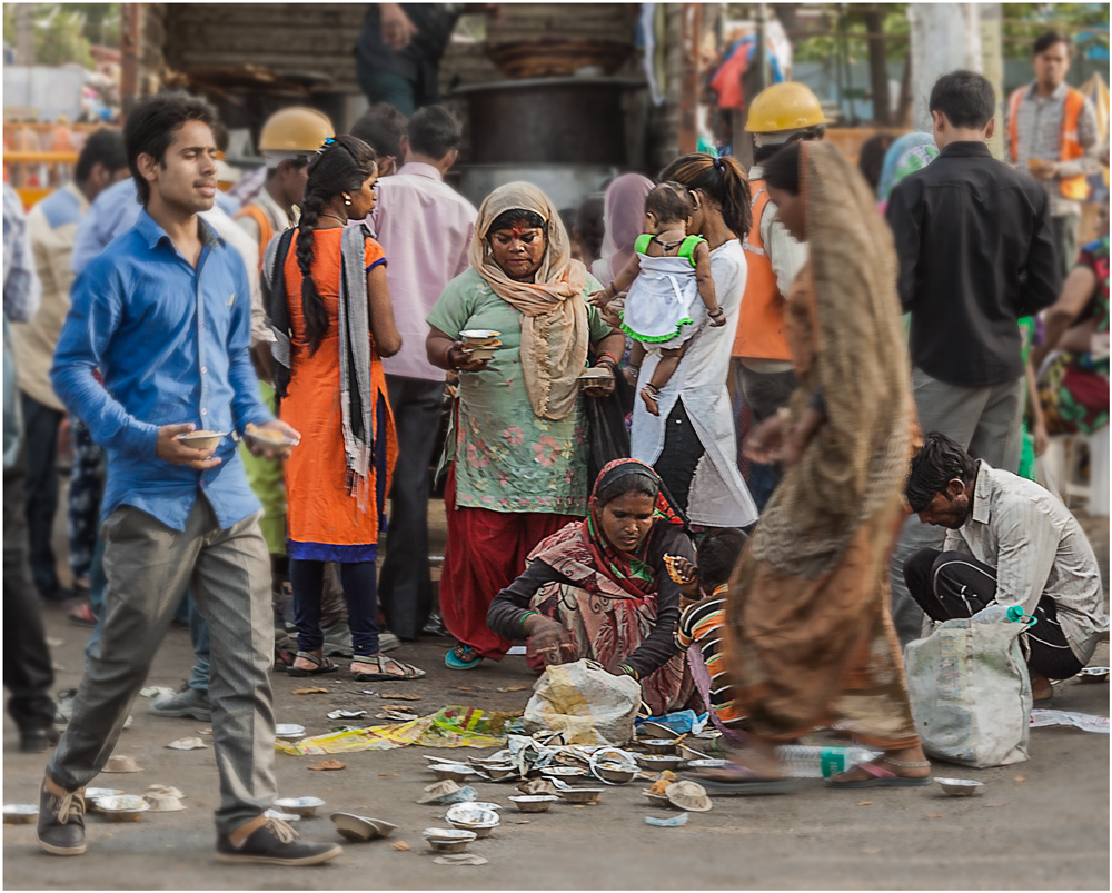 ... Leben in Delhi (9) ...