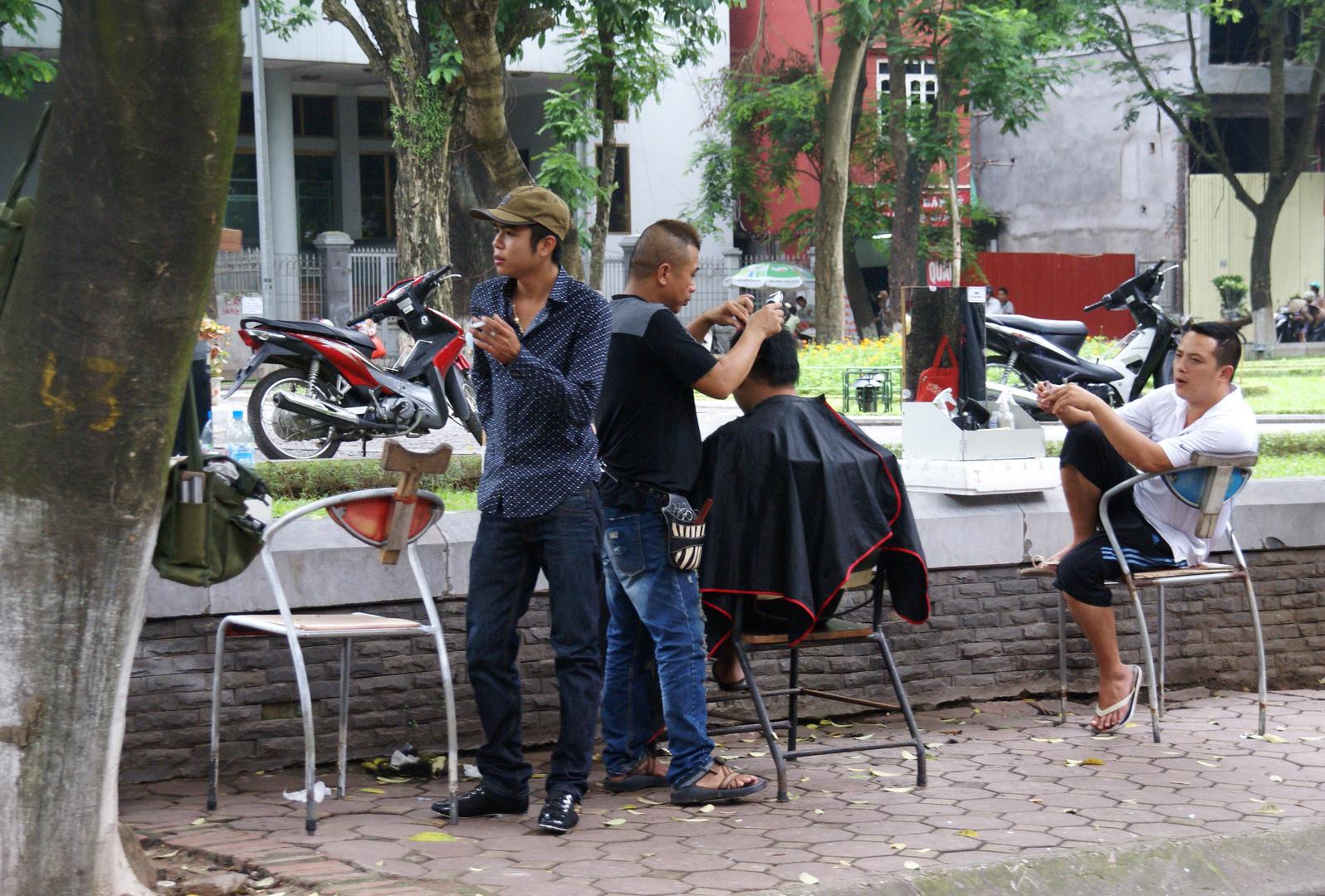 Leben in Hanoi