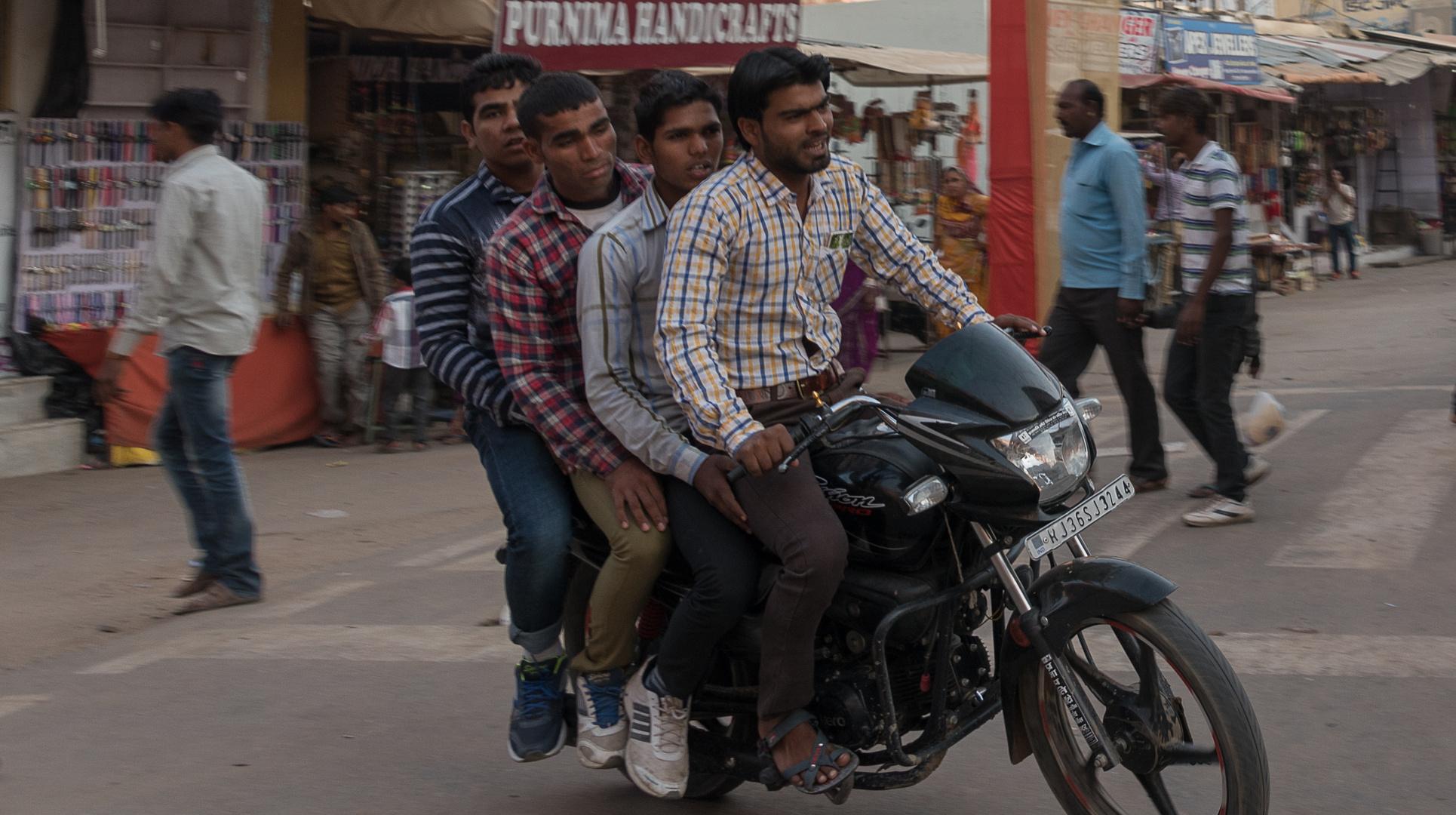 Leben in Indien V