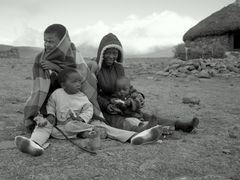 Leben in Lesotho