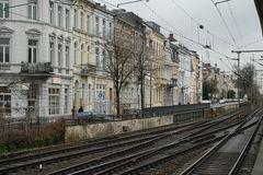 Leben und Wohnen an bzw. mit der Eisenbahn in Bonn