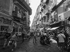Lebendiges Neapel