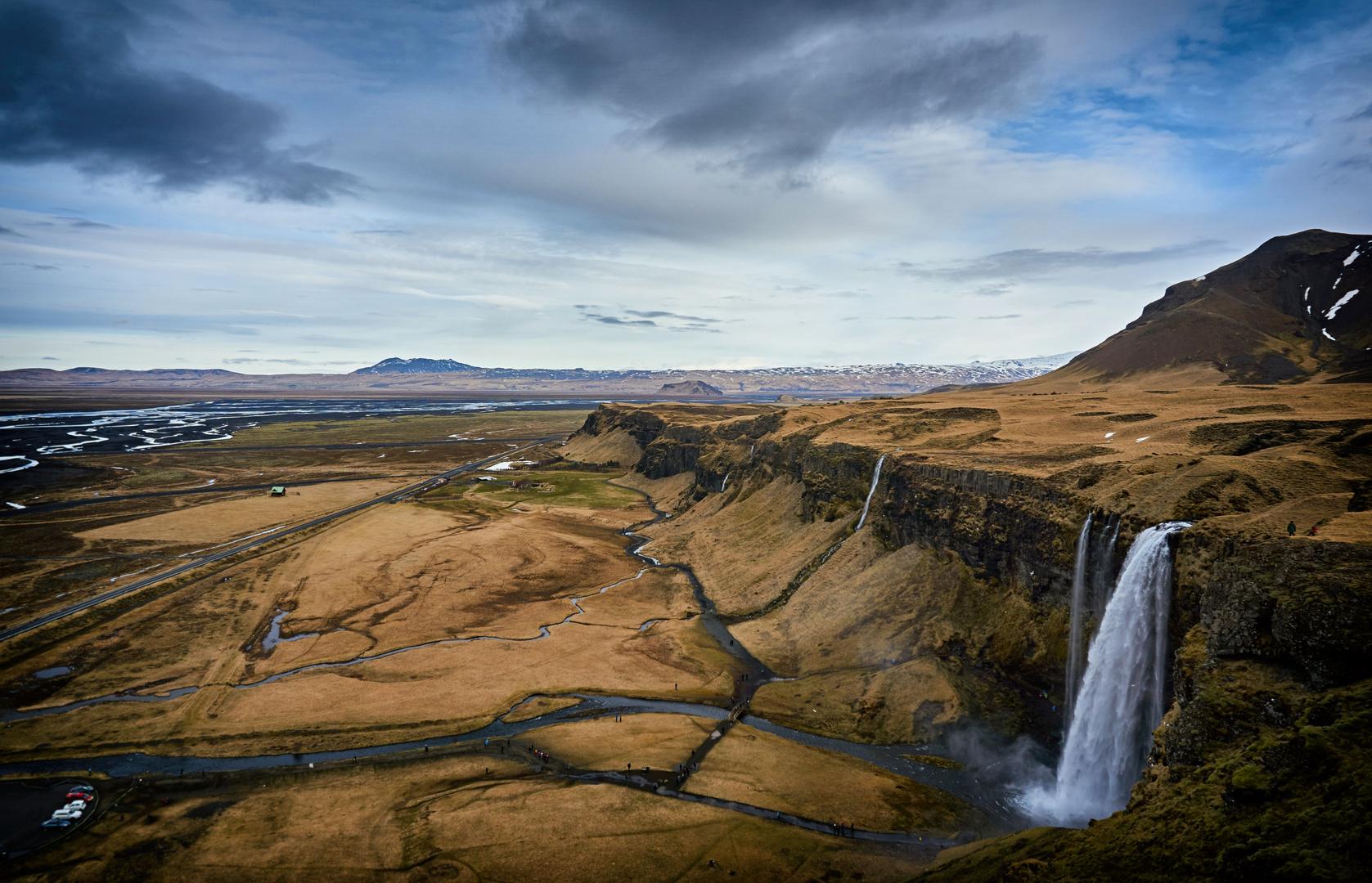 lebensfeindliches Island