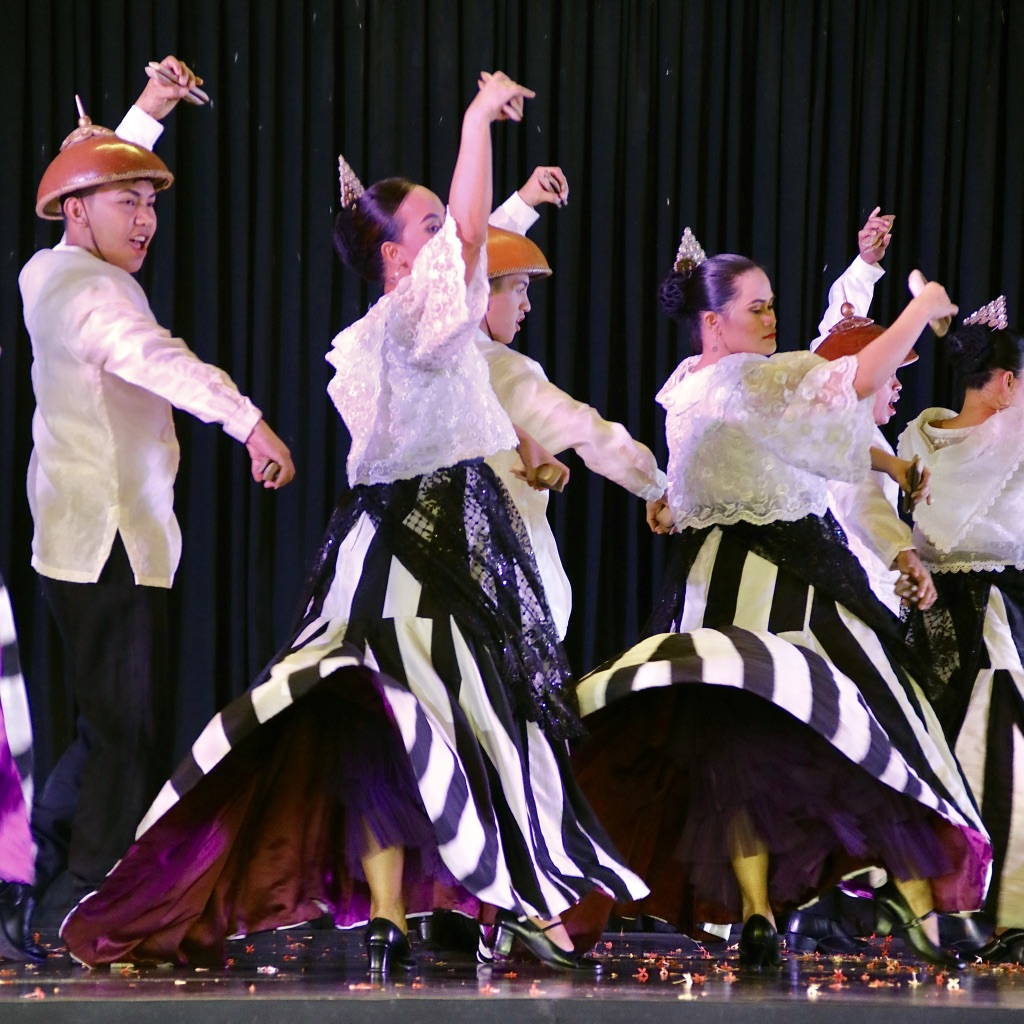 Lebensfreude mit Tanz ausgedrückt (I)
