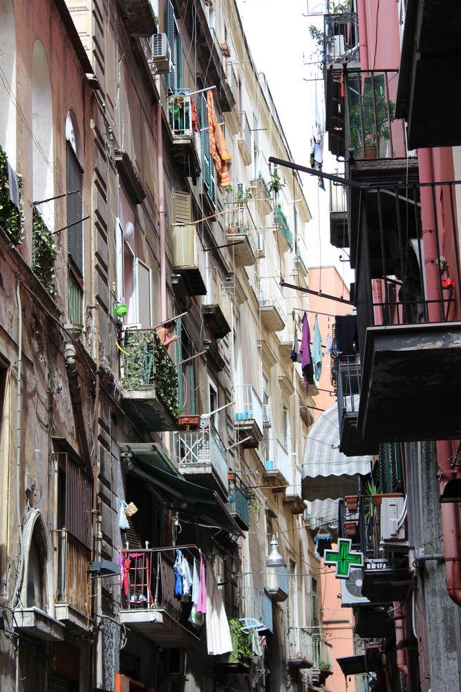 Lebensgefühl Neapel