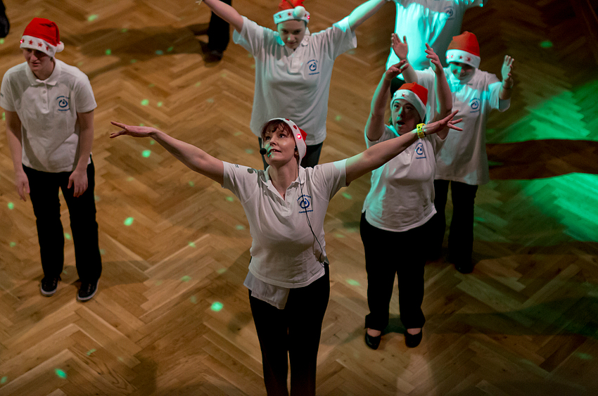 Lebenshilfe Fürth - Tanzgruppe: Step by Step (2)