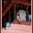 Lebenslust Altstadt Kathmandu
