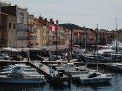 Lebenstil in St. Tropez