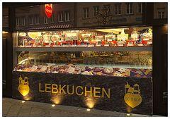 Lebkuchenverkauf