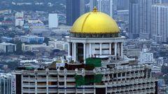 Lebua Tower mit der Skybar