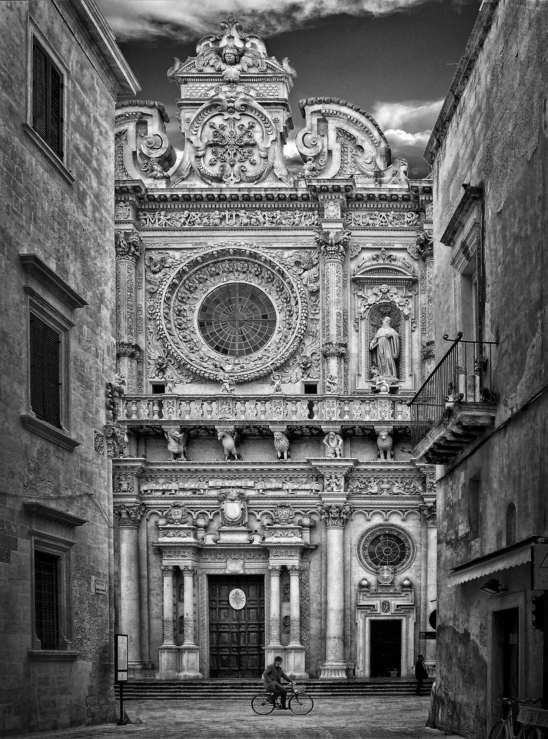 Lecce: Santa Croce HDR