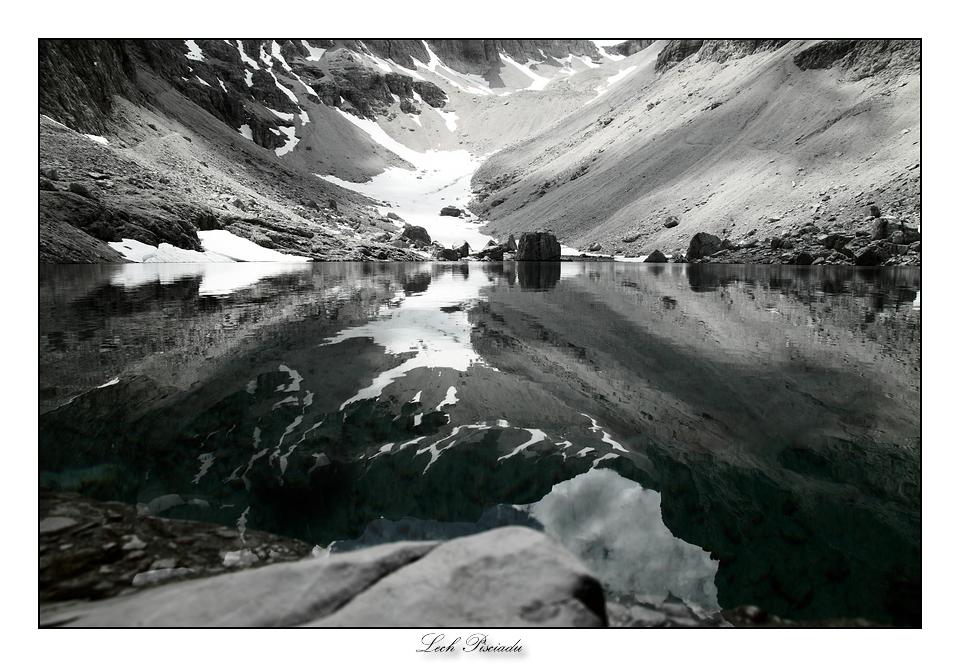 Lech Pisciadu -Dolomiten-